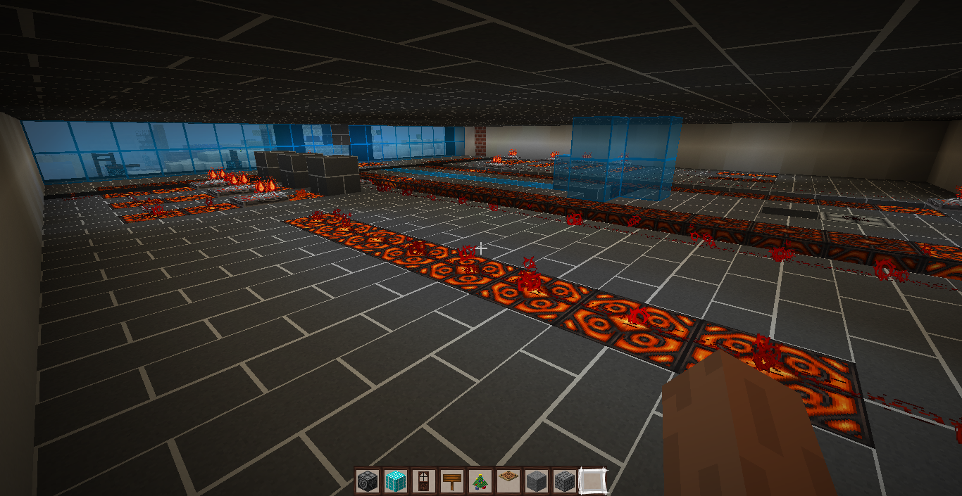 Minecraft Project Redstone Circuits