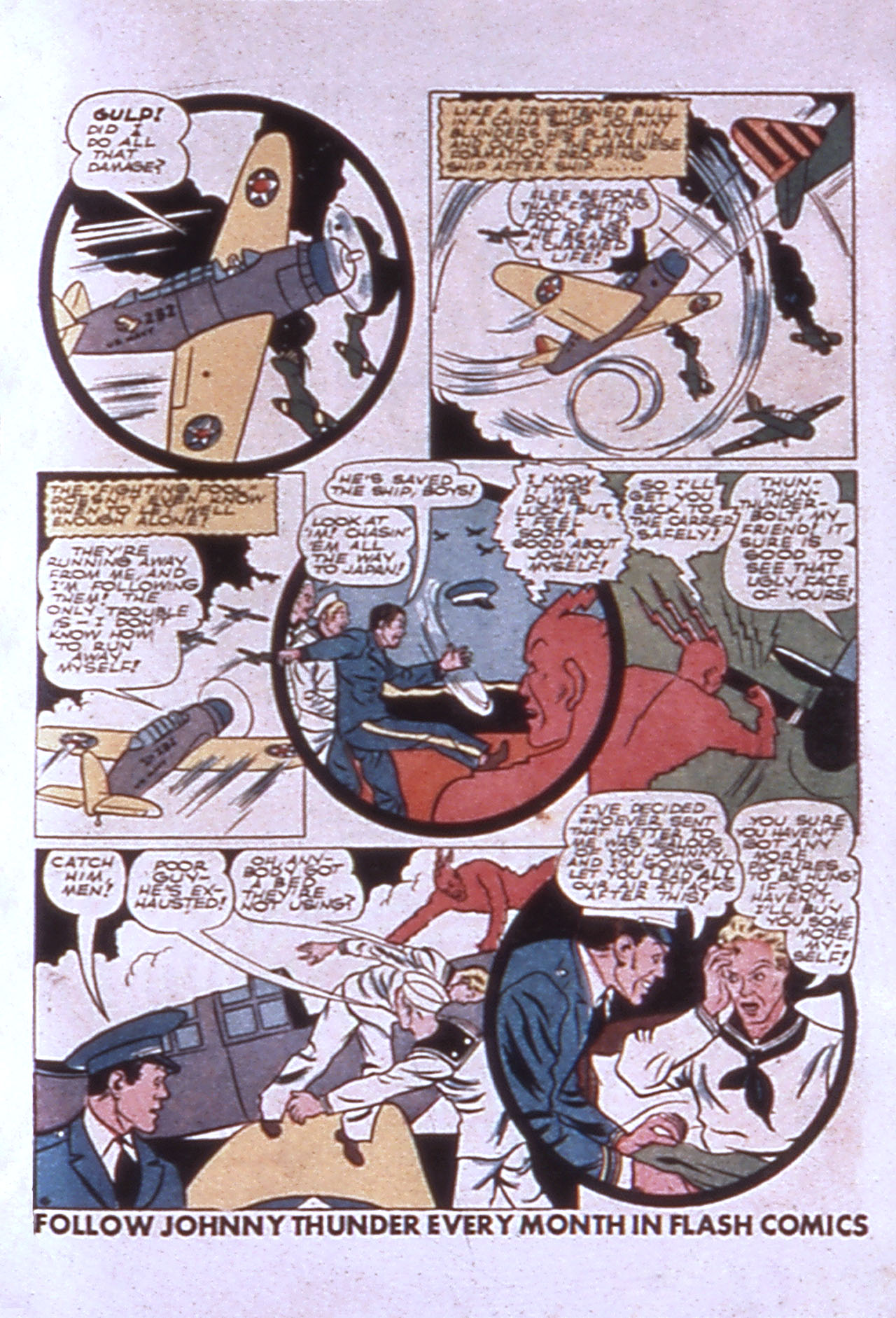 Read online All-Star Comics comic -  Issue #11 - 60