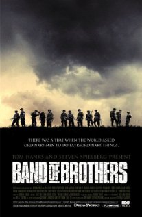 Picture of Band of Brothers movie poster