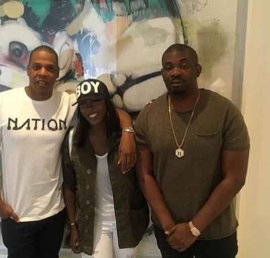 Don Jazzy And Tiwa Savage Set To Sign A New Deal With Jay