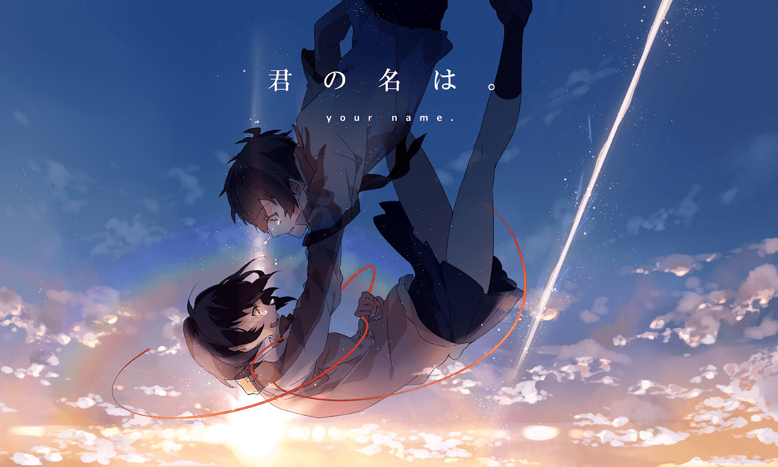 AowVN%2B%25283%2529 - [ Hình Nền ] Anime Your Name. - Kimi no Nawa full HD cực đẹp | Anime Wallpaper