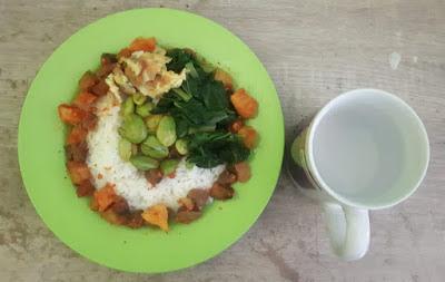 Masakan istri tercinta