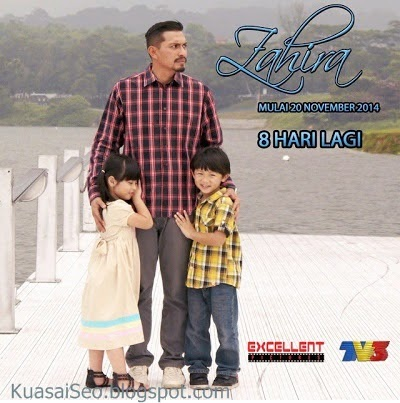 Drama Bersiri Zahira TV3 Full Episode dan Sinopsis
