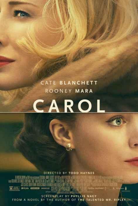 """VER ONLINE Y DESCARGAR PELICULA """"Carol"""""""