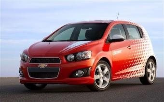 2019 New Chevrolet Sonic type Hatchback