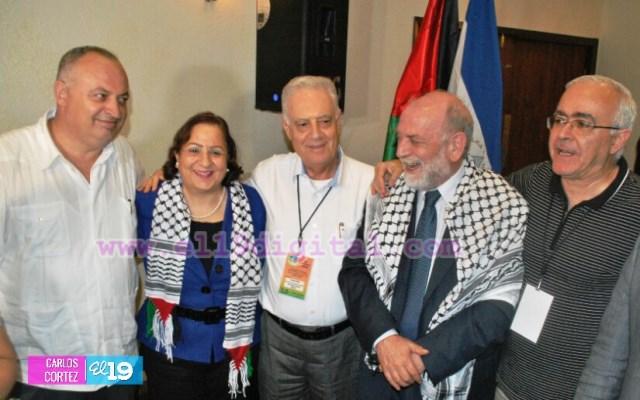 Palestinos e seus descendentes realizam Congresso