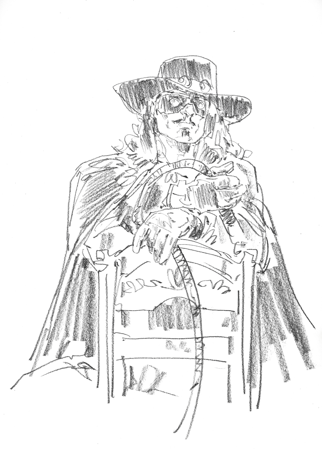 Zorro coloring pages photo33