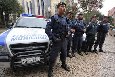 Guarda Municipal de Ponta Grossa (PR) coloca mais 94 policiais nas ruas