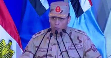 اللواء أركان حرب محمد الشحات مدير المخابرات الحربية -كالتشر-عربية