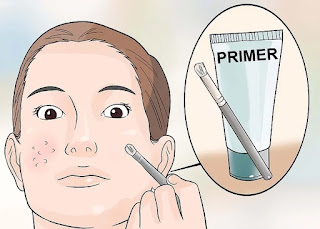 Step 4 How to Apply Makeup when You Have Acne