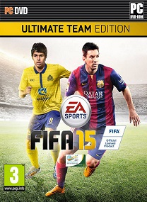 Descargar FIFA 15 pc full español mega y google drive.