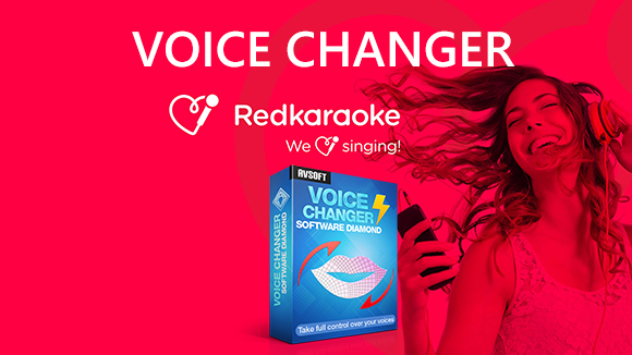 Sing Karaoke with a voice changer software
