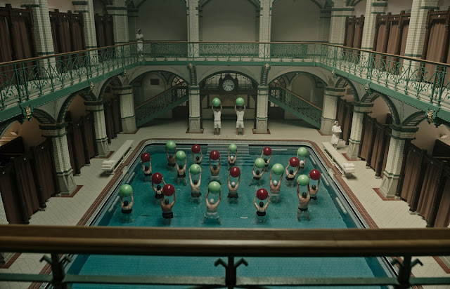 A Cure for Wellness scene