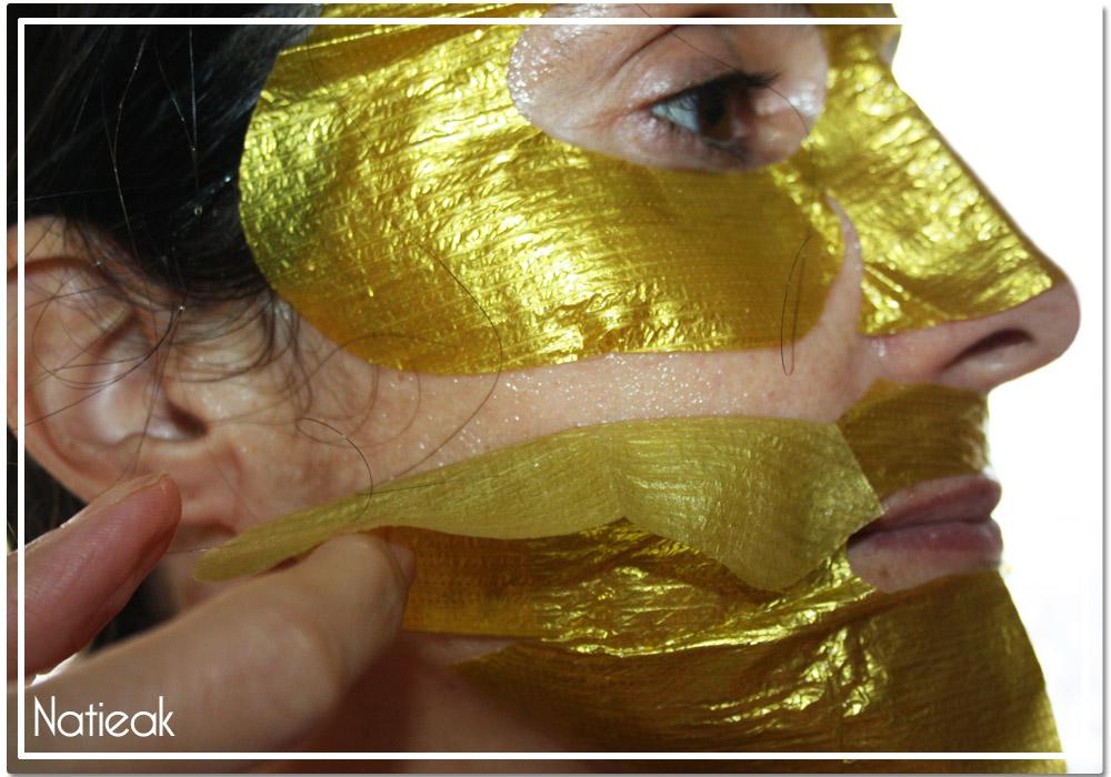 Masques Tissu Visage Raffermissant