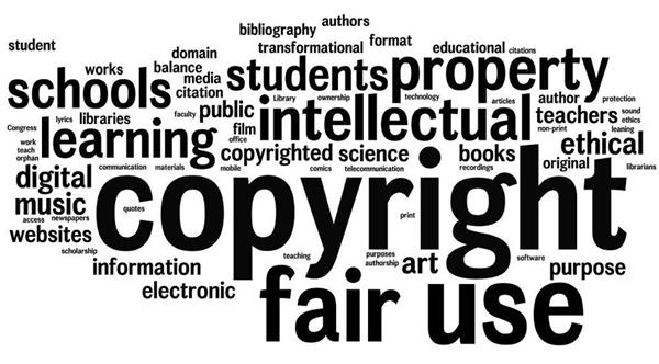 COPYRIGHT & FAIR USE POLICY