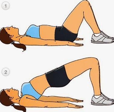 5 Gerakan Peninggi Badan Sebelum Tidur – Peregangan Paling Mudah
