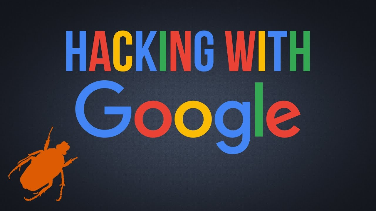 google hack Google hacking, sometimes, referred to as google dorking, is an information gathering technique used by an attacker leveraging advanced google searching techniques google hacking search queries can be used to identify security vulnerabilities in web applications, gather information for arbitrary or.
