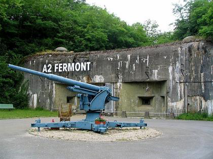 My Travel Background : A la découverte de Longwy, ville-étape du Tour de France 2017 - Ouvrage Fort de Fermont