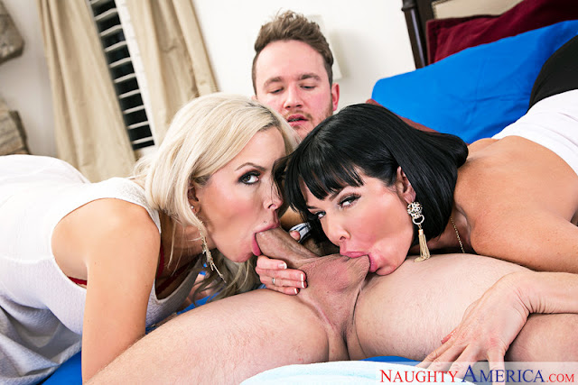 Veronica Avluv, Nina Elle - My Friend's Hot Girl