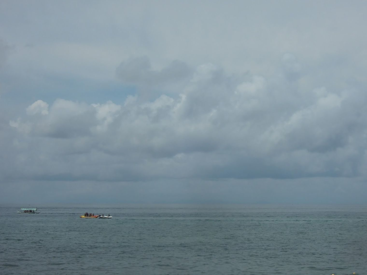 Water activities at Laiya Coco Grove Beach Resort