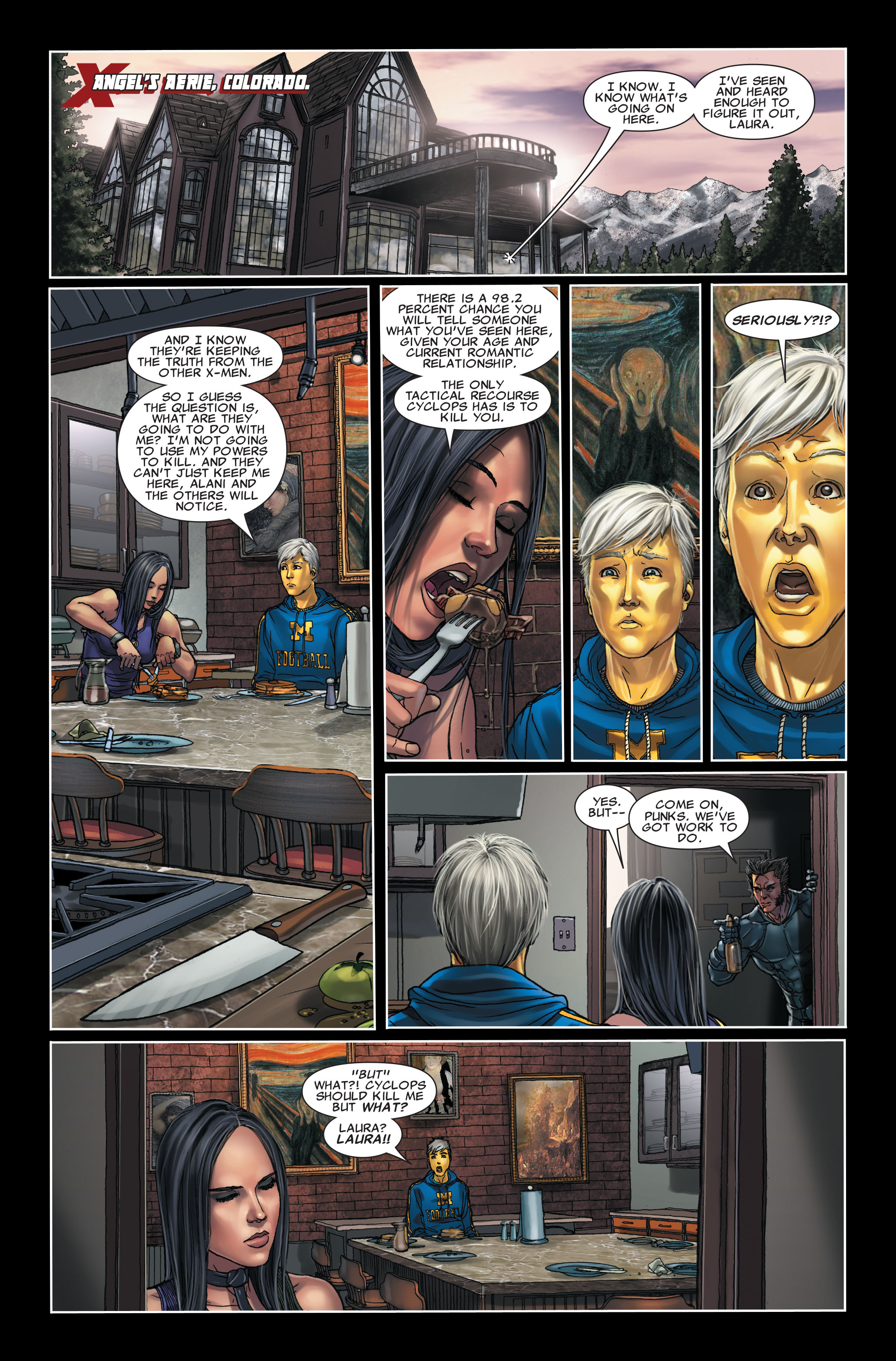 Read online X-Force (2008) comic -  Issue #7 - 5