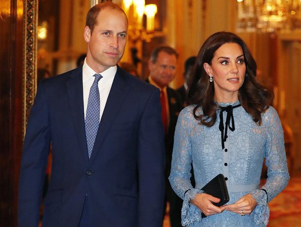 Prince William and Duchess Catherine will make a Scandinavia visit including Sweden and Norway. Kate Middleton