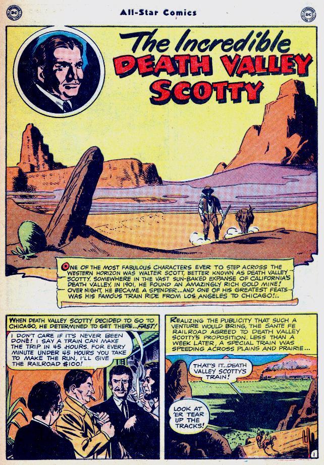 Read online All-Star Comics comic -  Issue #52 - 38