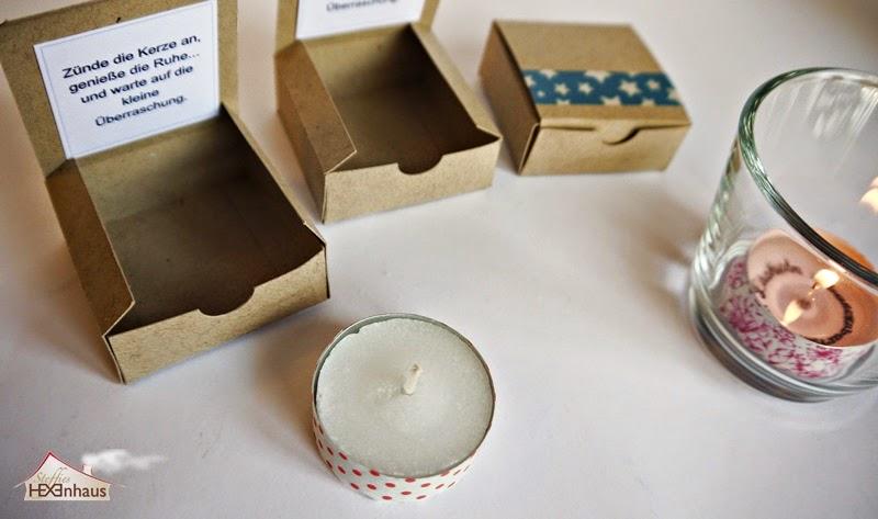 steffies hexenhaus gl cksteelicht mit verpackung und anleitung. Black Bedroom Furniture Sets. Home Design Ideas