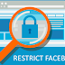 Restricted List Facebook Mobile