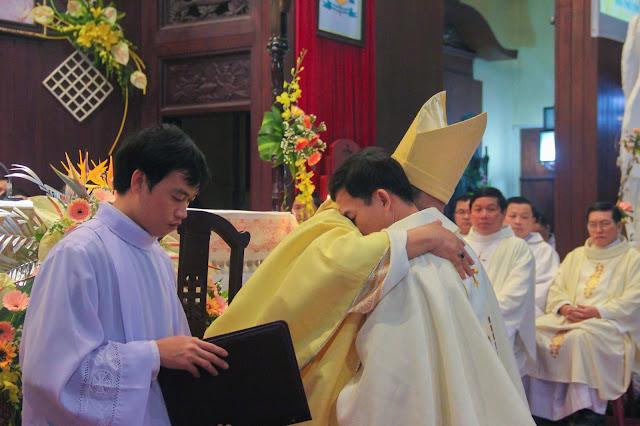 Lễ truyền chức Phó tế và Linh mục tại Giáo phận Lạng Sơn Cao Bằng 27.12.2017 - Ảnh minh hoạ 168