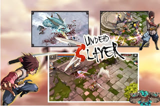 Download Undead Slayer 2 MOD APK Offline Terbaru 2018