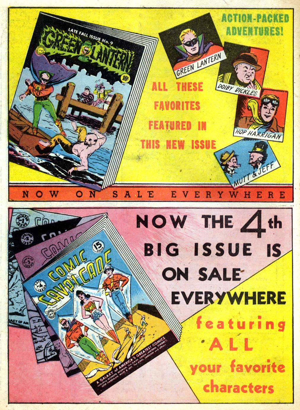 Read online All-American Comics (1939) comic -  Issue #54 - 16