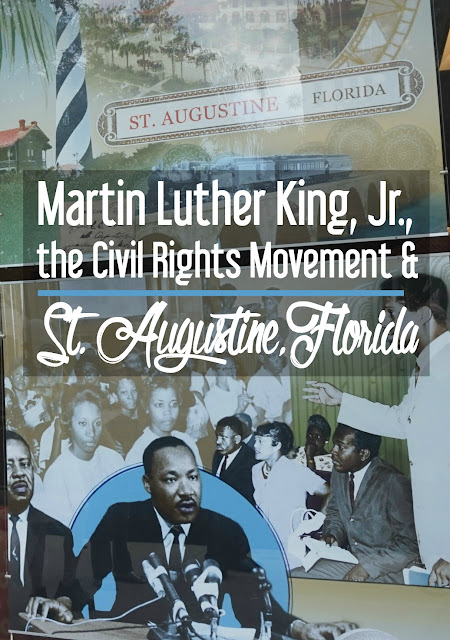 Dr. Martin Luther King, the Civil Right Movement, and St. Augustine, Florida | CosmosMariners.com