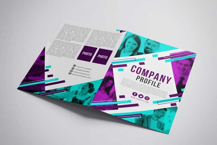 Tempat Cetak Company profile di Jakarta