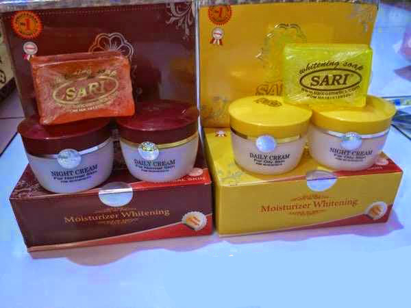 Cream Wajah Sari BPOM Original
