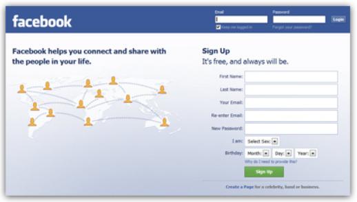 Facebook Login Facebook Sign Up | Enspirer Facebook