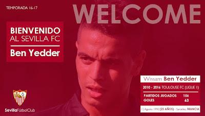 Ben Yedder Sevilla FC