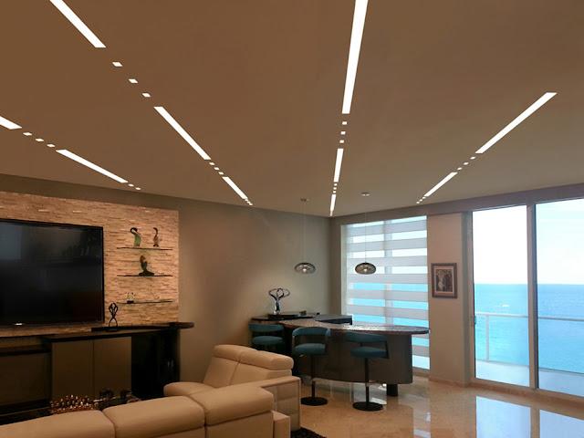 дизайнерское светодиодное освещение