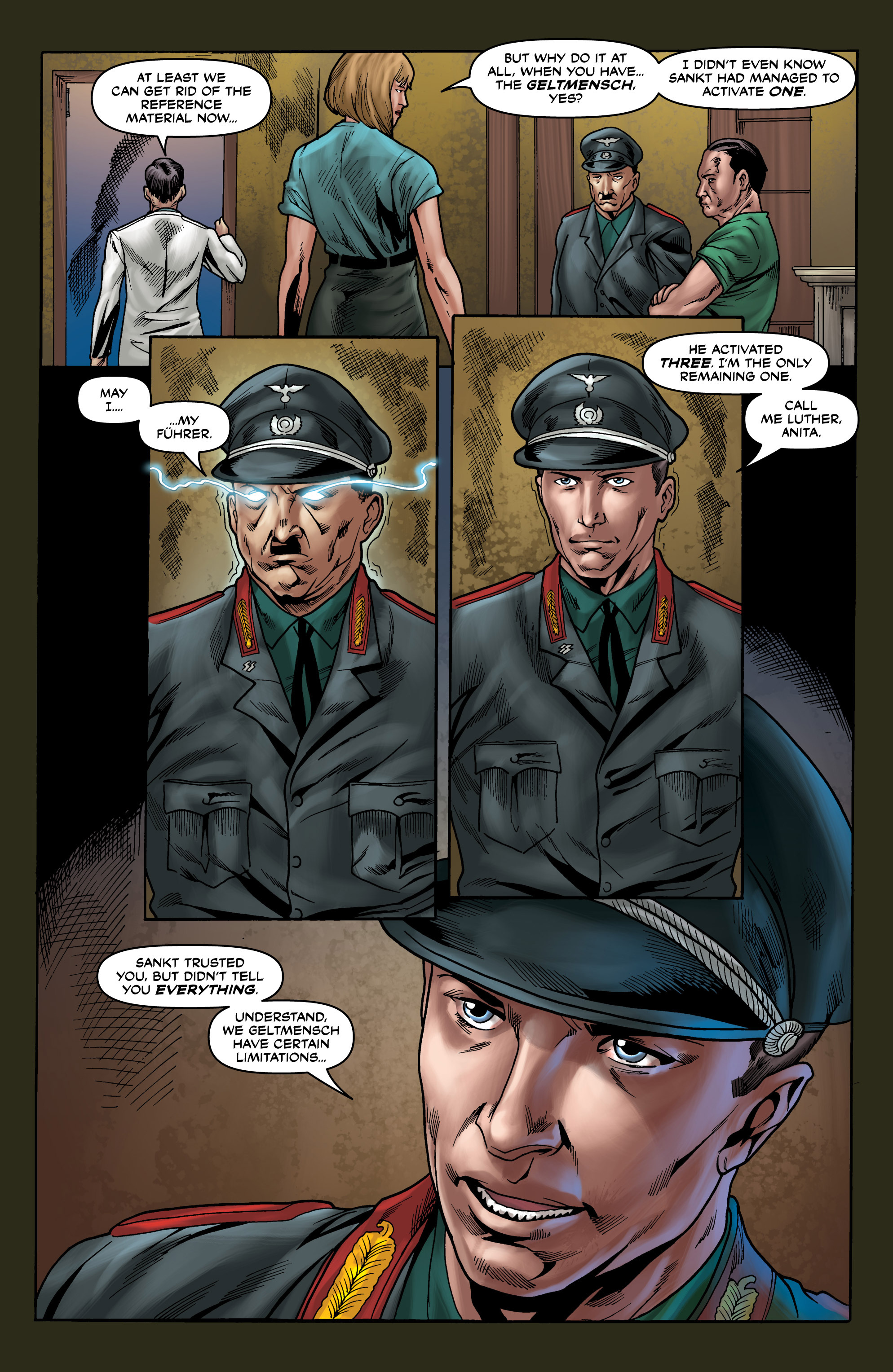Read online Uber comic -  Issue #22 - 19