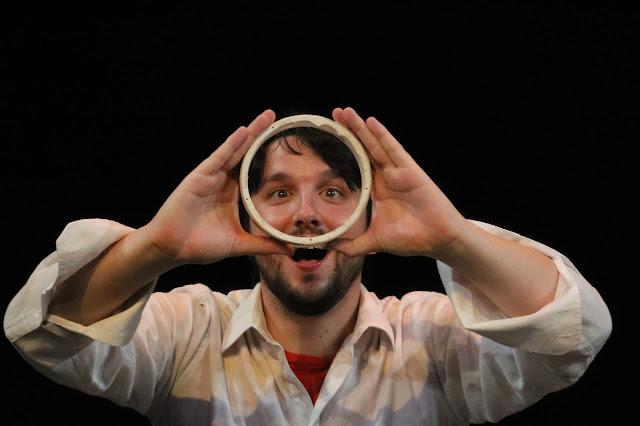 Oliver Brignall: I Do Need Me - William Morgan - Metta Theatre at Tête à Tête (Photo Claire Shovelton)