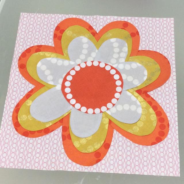 Project 48 flower block