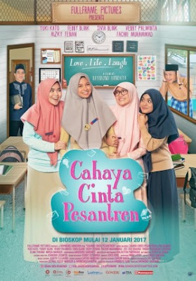 Download Cahaya Cinta Pesantren (2017) Full Movie