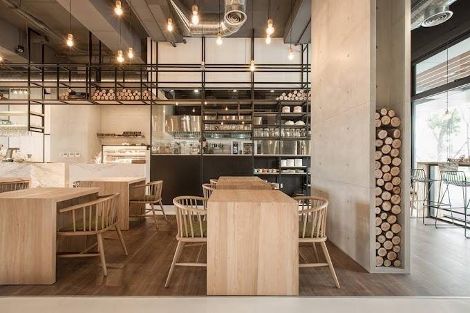 【新北旅行】輕工業風咖啡室 Söt Café Bistronömy 展悅浮島店