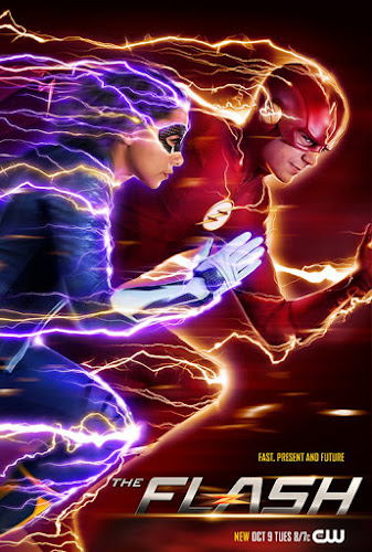 The Flash Temporada 5 (HDTV 720p Ingles Subtitulada)