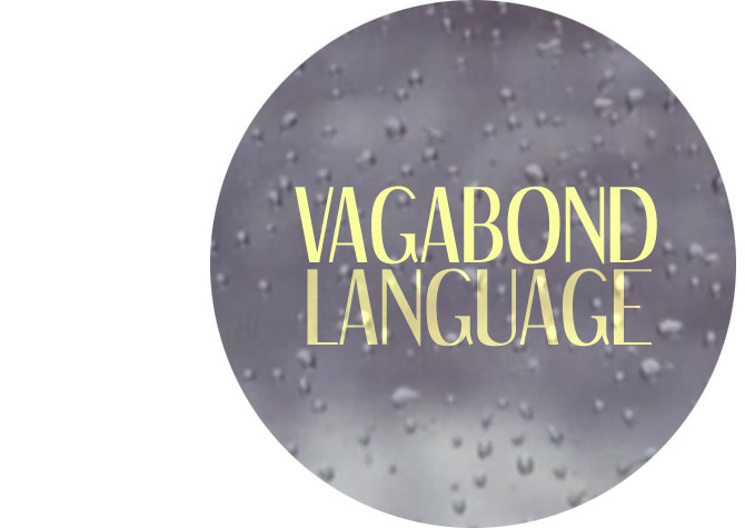 VAGABOND LANGUAGE / arts, culture & vintage clothing blog from the west of Ireland