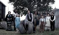 Dumbo y su familia circense