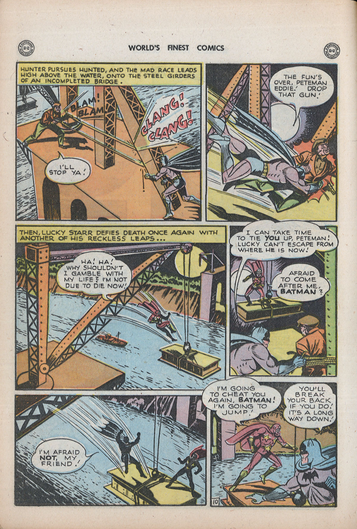 Read online World's Finest Comics comic -  Issue #32 - 12