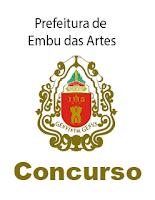 Prefeitura de Embu das Artes (SP) abre concurso para 825 vagas