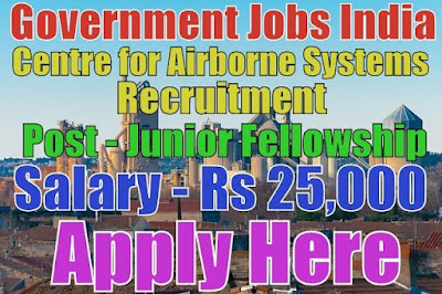Centre for Airborne Systems CABS Recruitment 2017