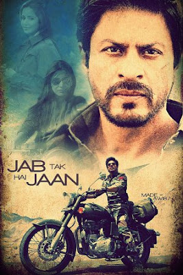 Jab Tak Hai Jaan 2012 Hindi 720p BluRay 1.3GB